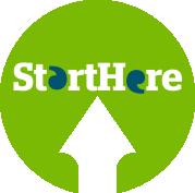 StartHere logo